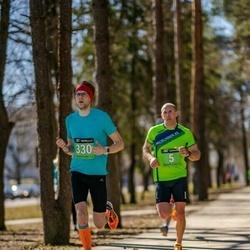 Parkmetsa jooks - Rauno Jallai (330)