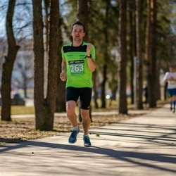 Parkmetsa jooks - Olari Orm (263)