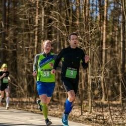 Parkmetsa jooks - Tiit Palu (9), Martin Adusoo (58)