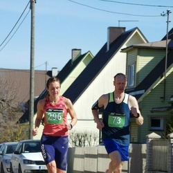 Parkmetsa jooks - Rein Vares (73), Brit Rammul (296)