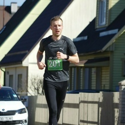 Parkmetsa jooks - Mart Kelk (201)
