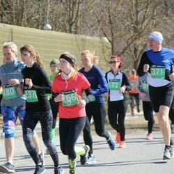 Parkmetsa jooks - Aire Koik (72), Maichl Suur (180), Birgit Liira (237), Kerttu Jaomaa (266), Aivar Romet (371)
