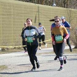 Parkmetsa jooks - Agnes Pärnamägi (76), Marje Märss (105), Erki Tamm (107), Eva-Liisa Edela (307)