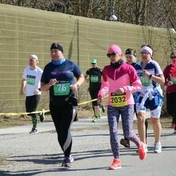 Parkmetsa jooks - Agnes Pärnamägi (76), Antti Rammi (340), Maret Einla (364)