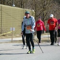 Parkmetsa jooks - Olev Tomson (1006), Aivo Kruusimägi (1010), Annely Kukk (1051)
