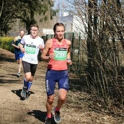 Parkmetsa jooks - Aivar Lankov (293), Brit Rammul (296)