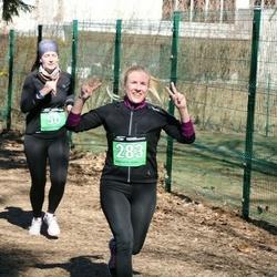 Parkmetsa jooks - Aet Kruusimägi (50), Triin Martinson (283)