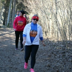 Parkmetsa jooks - Tatjana Maftuljak (1015), Annely Kukk (1051)