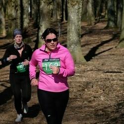 Parkmetsa jooks - Aet Kruusimägi (50), Piia Kaldma (162)