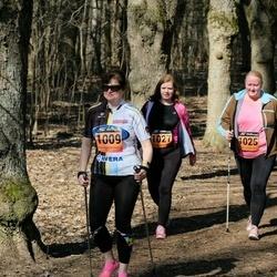 Parkmetsa jooks - Janika Jakobson (1009), Katrin Tamm (1025), Anneliis Rüütli (1027)