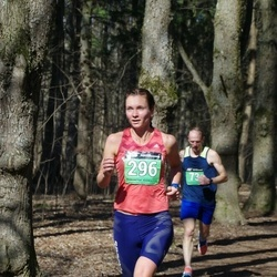 Parkmetsa jooks - Brit Rammul (296)