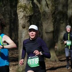 Parkmetsa jooks - Annely Kruusa (378)