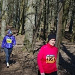 Parkmetsa jooks - Annely Kukk (1051)