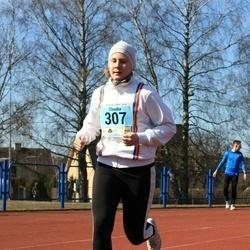Haapsalu maanteejooks - Claudia Järve (307)
