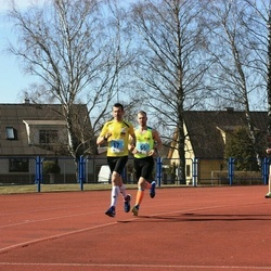 Haapsalu maanteejooks - Tarmo Reitsnik (17), Alari Lumberg (55)