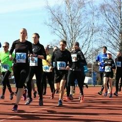 Haapsalu maanteejooks - Annika Veisson (24), Rainer Mark (39), Ove Sesmin (112), Rene Pere (123), Kerti Kesküla (163), Mirjam Piik (186), Raul Mändla (218), Triin Peterson (234), Raigo Saar (242)