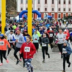 Sinilillejooks TARTU 2019 - Urme Ernits (326), Grete Jaeski (338), Jane Lööndre (477), Silvia Tootson (630), Prinno Tsakuhhin (636)