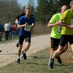 Rannametsa Luitejooks - Kajar Tilga (35), Aavo Kubja (35), Siim-Sander Pihu (577)
