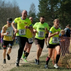 Rannametsa Luitejooks - Andero Sopp (22), Andreas Artma (22), Mirtti Verbitskas (85), Tanel Pentma (87), Taavi Reimets (109)