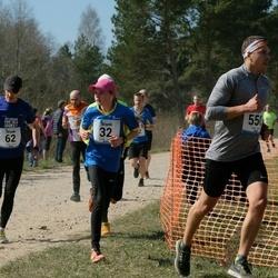 Rannametsa Luitejooks - Viola Hambidge (32), Linda Ajaots (32), Arnold Schmidt (62), Marti Tellas (62), Risto Kaljund (550)