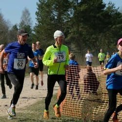 Rannametsa Luitejooks - Viola Hambidge (32), Linda Ajaots (32), Arnold Schmidt (62), Marti Tellas (62), Olev Mitt (79)