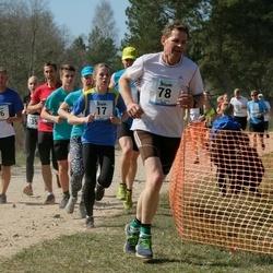 Rannametsa Luitejooks - Kelly Ehavee (17), Erik Mäesep (17), Agur Alev (78), Urmet Tomson (96)