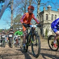 Husqvarna Eesti Olümpiakrossi karikasari I etapp - Gevert Aola (5), Lauren Pohl (13)