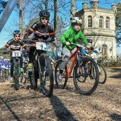 Husqvarna Eesti Olümpiakrossi karikasari I etapp - Herlen Kajo (9), Georg Salupuu (73), Rasmus Reinson (78)