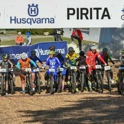 Husqvarna Eesti Olümpiakrossi karikasari I etapp - Mairit Kaarjärv (12), Matthias Mõttus (14), Henri Valmsen (15), Karolin Surva (22), Virgo Mitt (67), Marten Konga (74)