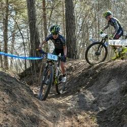 Husqvarna Eesti Olümpiakrossi karikasari I etapp - Matthias Mõttus (14), Markus Mäeuibo (18)