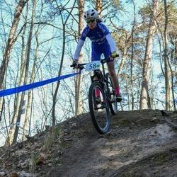 Husqvarna Eesti Olümpiakrossi karikasari I etapp - Maribel Rannala (58)