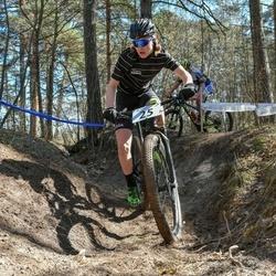 Husqvarna Eesti Olümpiakrossi karikasari I etapp - Aksel Rantanen (25)