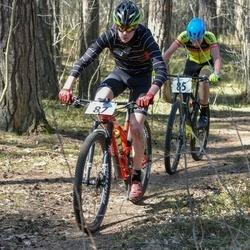 Husqvarna Eesti Olümpiakrossi karikasari I etapp - Janek-Robin Kukk (85), Akseli Maja (87)