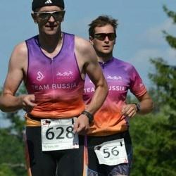 TriSmile111 - Artem Polozhii (56), Oleg Belokopytov (628)