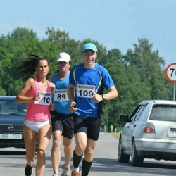 Holstre-Paistu jooks - Anneliis Vahtramäe (10), Herkki Suurman (89), Kristo Kompus (109)