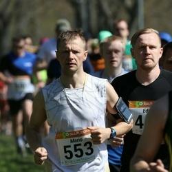 90. Suurjooks ümber Viljandi järve - Mario Maddison (553)