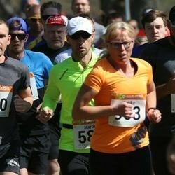 90. Suurjooks ümber Viljandi järve - Timo Kuldkepp (590), Oliver Kevad (897)