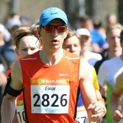 90. Suurjooks ümber Viljandi järve - Einar Pihlap (2826)