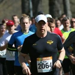 90. Suurjooks ümber Viljandi järve - Alar Ojasoo (2064)