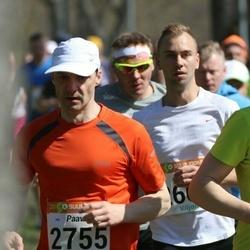90. Suurjooks ümber Viljandi järve - Paavo Heil (2755)