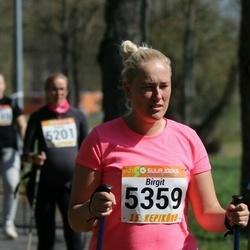 90. Suurjooks ümber Viljandi järve - Birgit Kallas (5359)