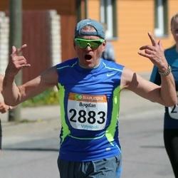 90. Suurjooks ümber Viljandi järve - Bogdan Prokopjuk (2883)