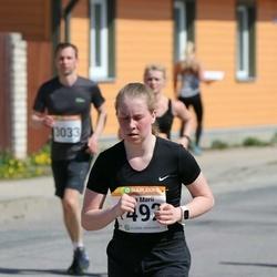 90. Suurjooks ümber Viljandi järve - Anna Marii Lette (1492)