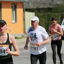 90. Suurjooks ümber Viljandi järve - Hans Vallner (2787), Aali Lilleorg (2947)