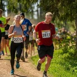 90. Suurjooks ümber Viljandi järve - Aarne Lääts (2811)
