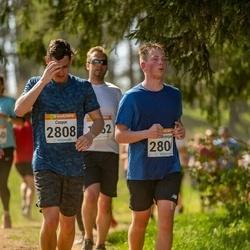 90. Suurjooks ümber Viljandi järve - Caspar Aru (2808)