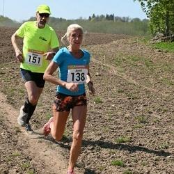 90. Suurjooks ümber Viljandi järve - Anneli Vaher (138)