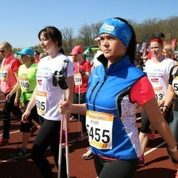 90. Suurjooks ümber Viljandi järve - Anneli Sitska (5184), Kristi Vaher (5455)