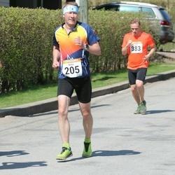 90. Suurjooks ümber Viljandi järve - Arnis Sulmeisters (205)