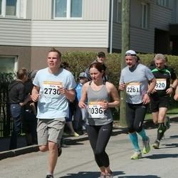 90. Suurjooks ümber Viljandi järve - Sirle Nõmm (1036), Andrus Riso (1195), Agur Jõgi (2261), Rome Nurmekivi (2730)